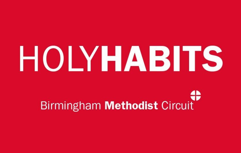 Holy Habits information pack  for the Methodist Church