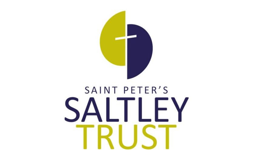 St Peter's Saltley Trust;  identity design
