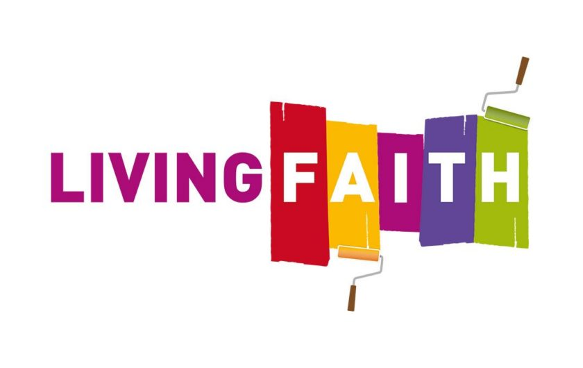 Oxford Diocese:  Living Faith campaign brand