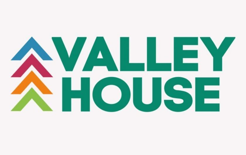 Valley House branding