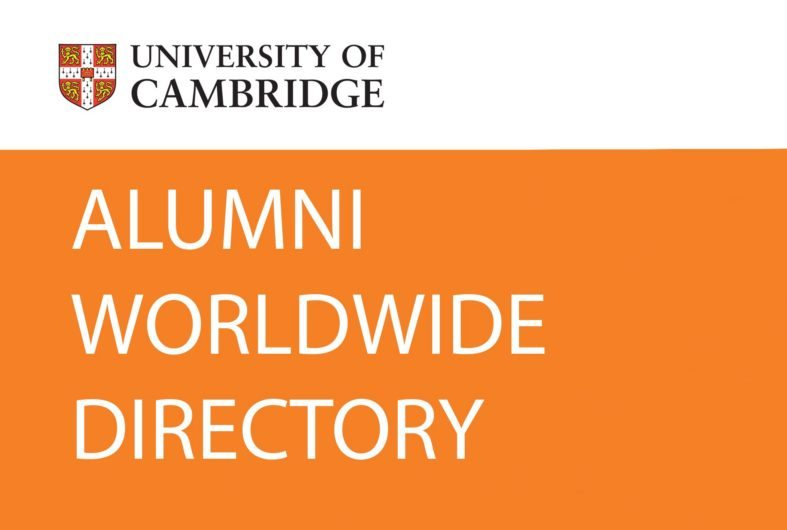 Cambridge University handbook & alumni worldwide directory