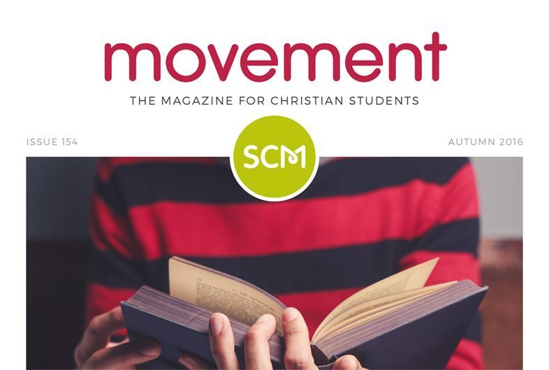 Movement: Student magazine design and layout