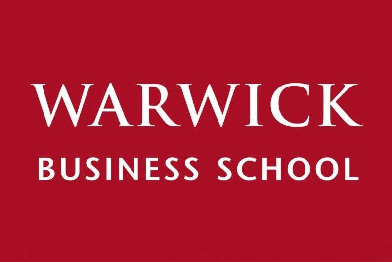 Graphic designers Birmingham agency wins Warwick Business School brochure