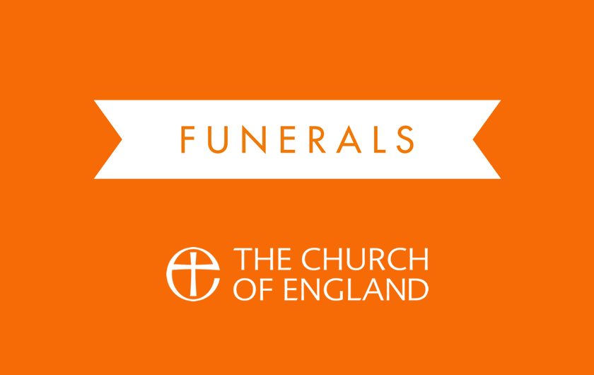 Responsive web design Birmingham: Church of England:  National funerals website