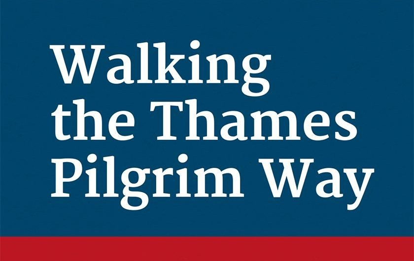 New Thames Way identity,  brochure design & handbook