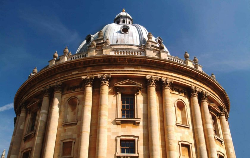 Graphic design agency Birmingham wins Oxford Uni job