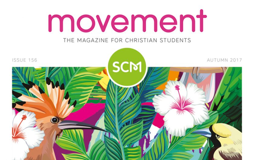 New coffee-table magazine for Student Christian Movement